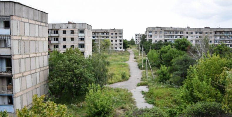 Когда переселенцам негде жить, на Кировоградщине пустует целый поселок (фото, видео)