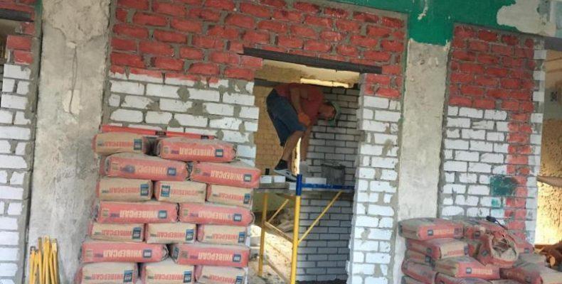 Гуртожитки для переселенців у Кременчуці майже готові