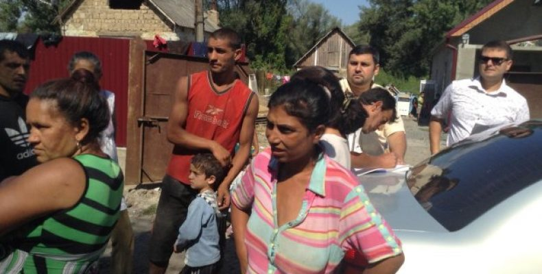 Стихийное бедствие в Киеве