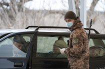 Донбасс: время карантина