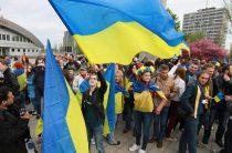28.04.14. Останній мітинг-марш за Єдину Україну в Донецьку