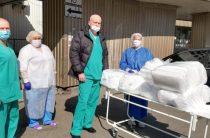 Врачи бьют тревогу: в больницах Киева заканчиваются места для больных коронавирусом