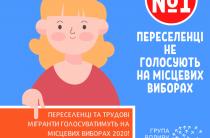 Стартує інформаційна кампанія про процедури голосування на місцевих виборах