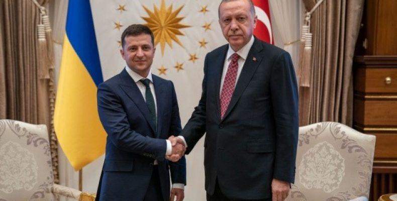 Украина ждет турецкое подкрепление к переговорам о будущем Крыма
